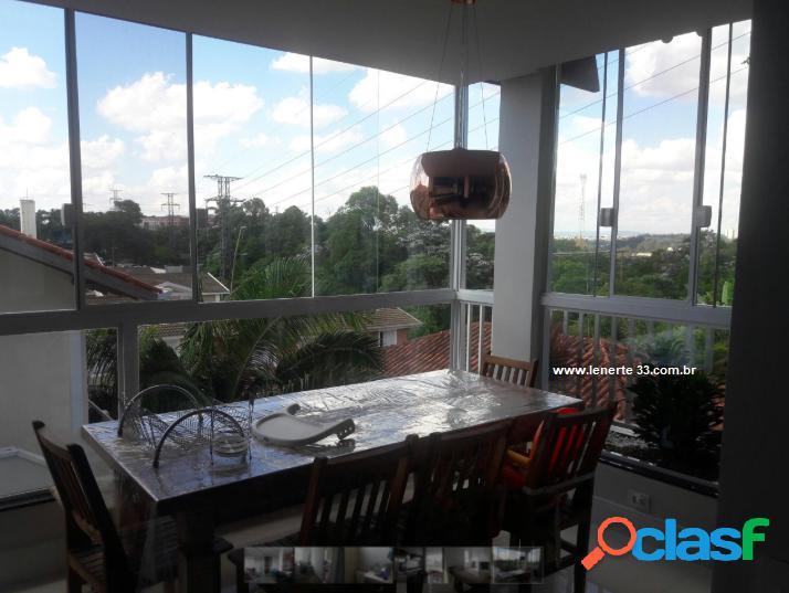 Jardim da glória- locação opção compra - casa em condomínio para aluguel no bairro chácara canta galo - cotia, sp - ref.: cas082-b