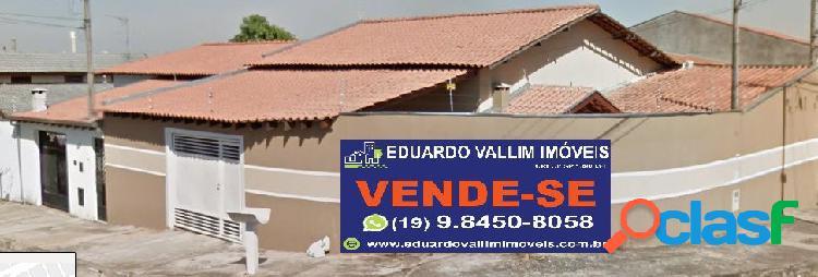Casa a venda no bairro residencial boa vista - americana, sp - ref.: evcasa065