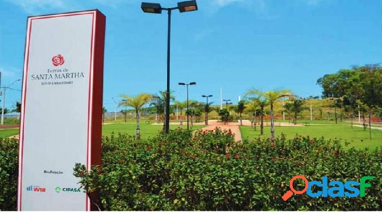 Terreno em condomínio terras de santa martha - terreno em condomínio a venda no bairro bonfim paulista - bonfim paulista (ribeirão preto), sp - ref.: fa01762