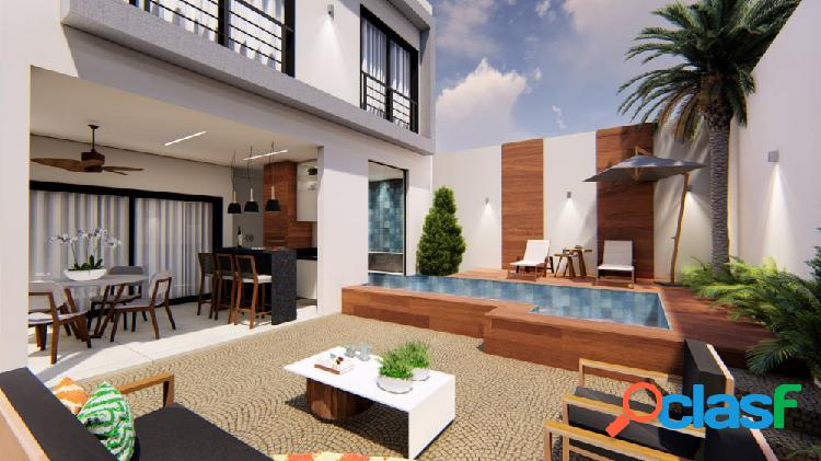Casa quinta da primavera praça das árvores - casa em condomínio a venda no bairro quinta da primavera - ribeirão preto, sp - ref.: fa22313