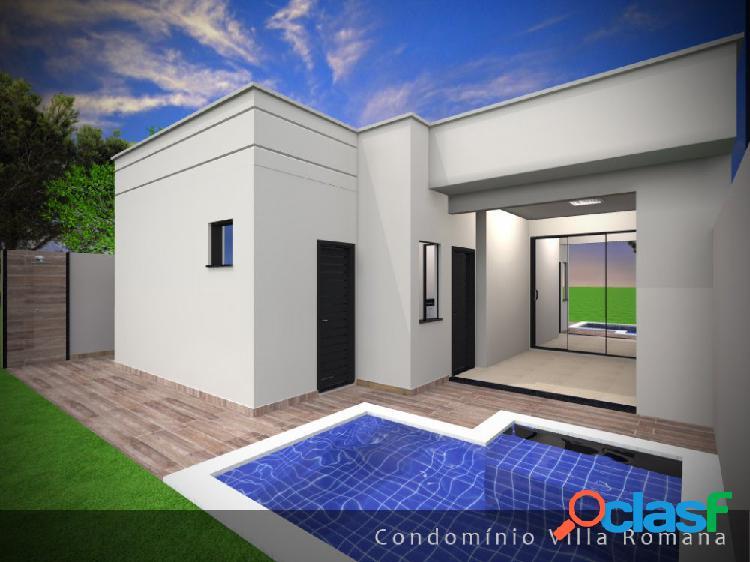 Casa em condomínio a venda no bairro recreio das acácias - ribeirão preto, sp - ref.: fa28177