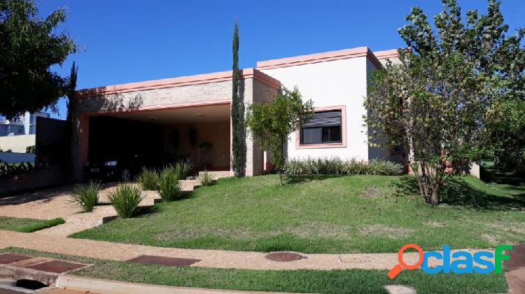Casa Térrea 3 suítes Alphaville 1 - Casa em Condomínio a Venda no bairro Alphaville - Bonfim Paulista (ribeirão Preto), SP - Ref.: FA11982
