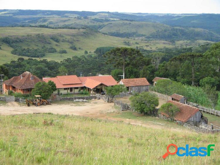 Fazenda são francisco de paula - fazenda a venda no bairro campanha - são francisco de paula, rs - ref.: pa-114