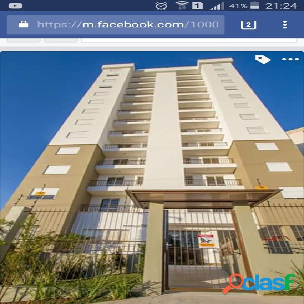 Apartamento com sacada - apartamento a venda no bairro morada dos alpes - caxias do sul, rs - ref.: 3s47602