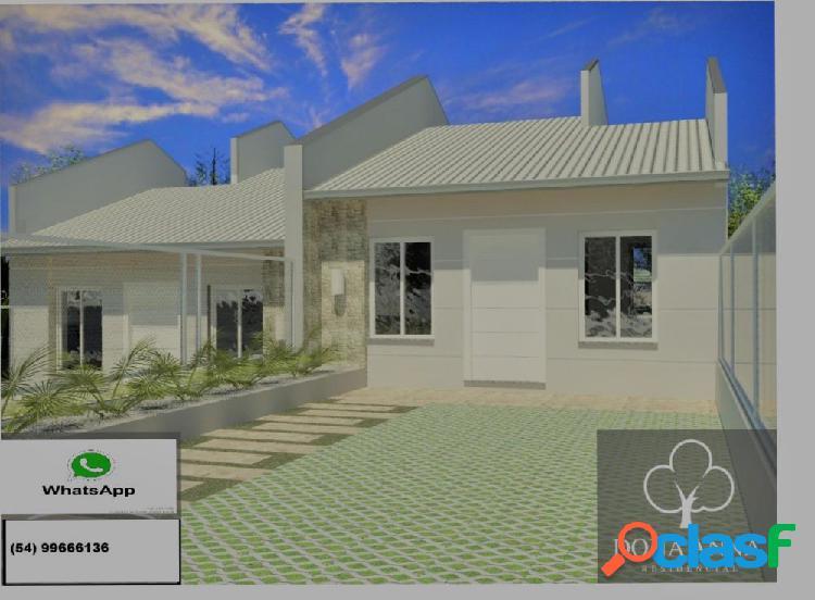 Casa com 143m² de terreno - casa a venda no bairro nossa senhora das graças - caxias do sul, rs - ref.: 3s53979