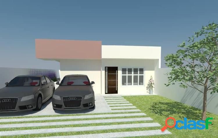 Casa de 50 m2 na planta - loteamento jg - casa a venda no bairro alto cascavel - guarapuava, pr - ref.: o56179