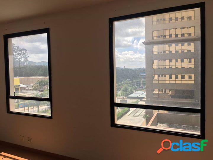 Centro empresarial araguaia - sala comercial para aluguel no bairro alphaville industrial - barueri, sp - ref.: and215