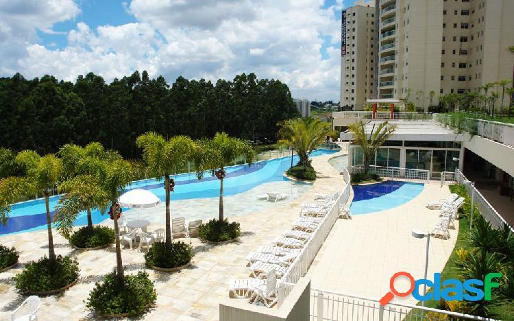 Resort tamboré - apartamento para aluguel no bairro tamboré - santana de parnaíba, sp - ref.: duda263