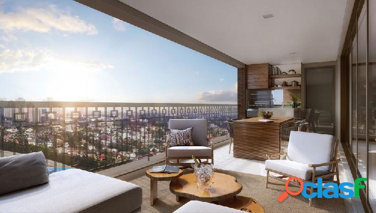 Atria 228m² - apartamento em lançamentos no bairro green valley alphaville - barueri, sp - ref.: atria228