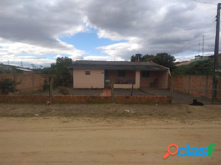 Casa balneário rincão - casa a venda no bairro lagoa dos freitas - balneário rincão, sc - ref.: cjl06487