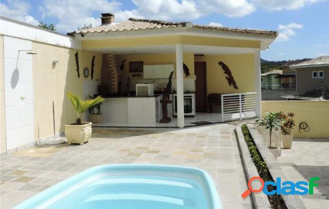 Varzea green - casa em condomínio a venda no bairro pendotiba - niterói, rj - ref.: r276455