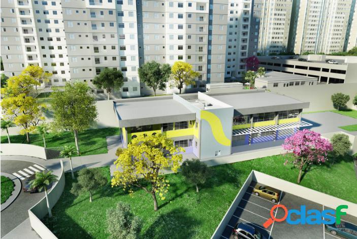Grand reserva paulista pirituba - apartamento a venda no bairro jardim íris - são paulo, sp - ref.: de09428