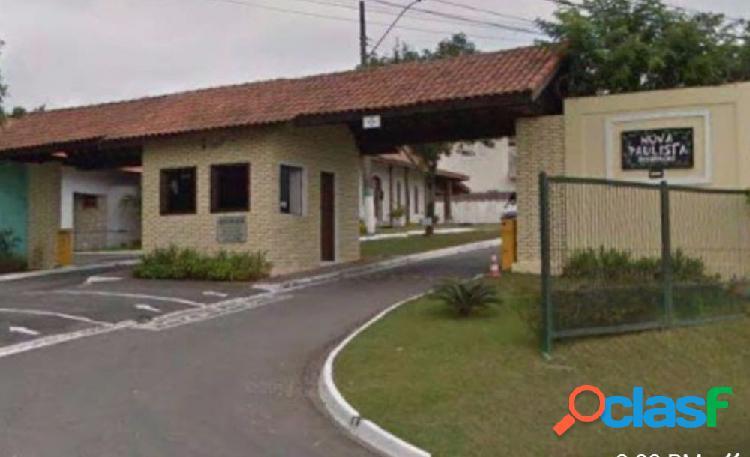 Nova paulista residencial - terreno em condomínio a venda no bairro parque nova jandira - jandira, sp - ref.: de89607