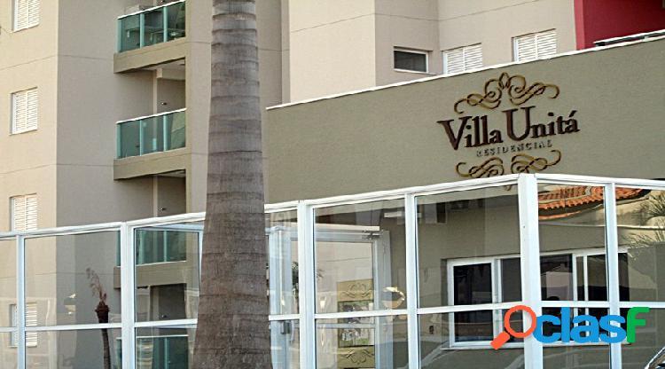 Residencial villa unitá - apartamento a venda no bairro vila nossa senhora de fátima - americana, sp - ref.: ro70087