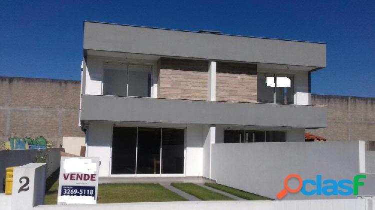 Casa 3 dormitórios - escritura publica - casa a venda no bairro ingleses - florianópolis, sc - ref.: da030