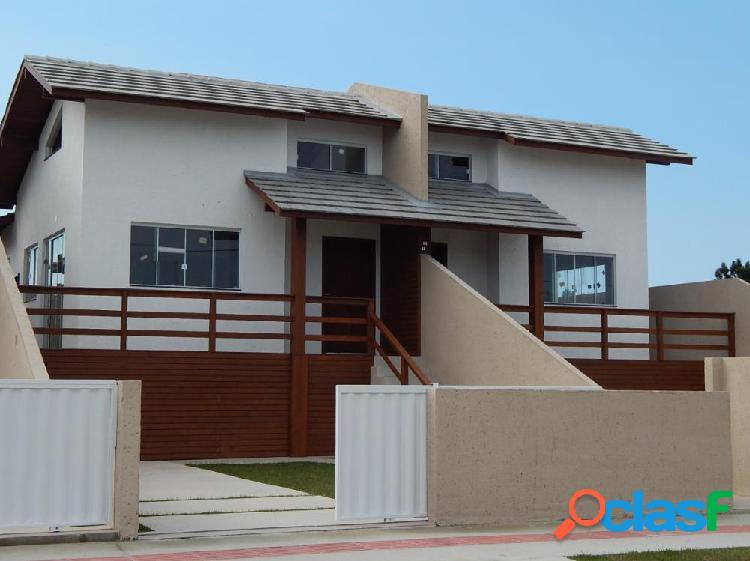 Casa c/ 03 dormitórios - escritura - financiamento cef - casa a venda no bairro ingleses - florianópolis, sc - ref.: da026