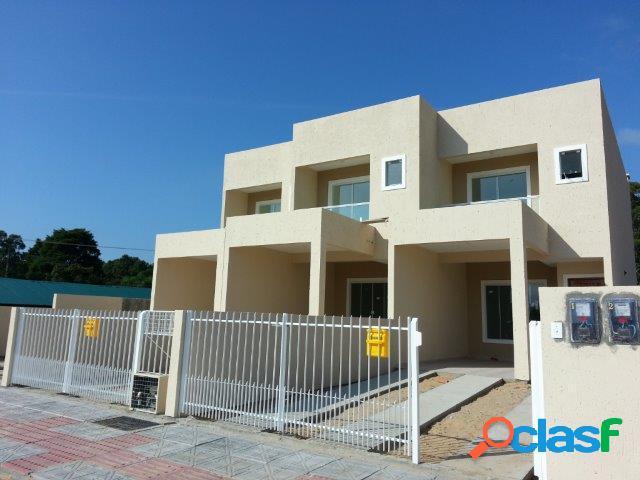 Sobrado c/ 02 suites - escritura publica - casa a venda no bairro ingleses - florianópolis, sc - ref.: da024