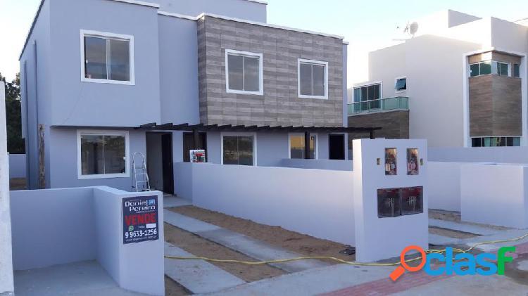 02 dormitórios, escritura, pronto para morar! - casa a venda no bairro ingleses - florianópolis, sc - ref.: da049