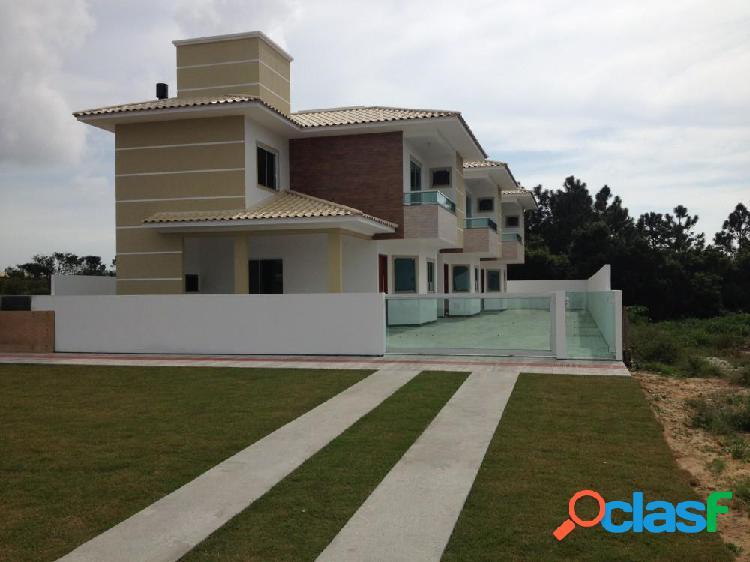 Casa - sobrado 03 dormitórios - financiamento cef - casa a venda no bairro ingleses - florianópolis, sc - ref.: da039
