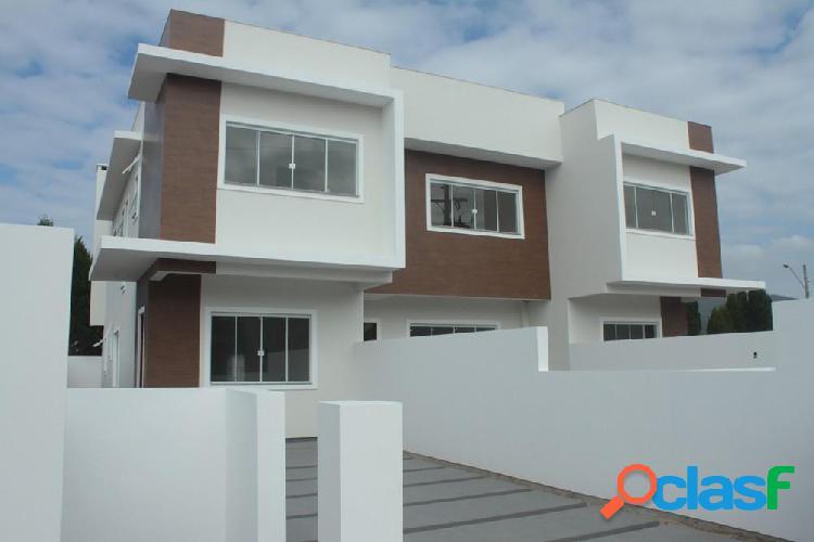 Casa - sobrado 03 dormitórios - nova - casa a venda no bairro rio vermelho - florianópolis, sc - ref.: da034