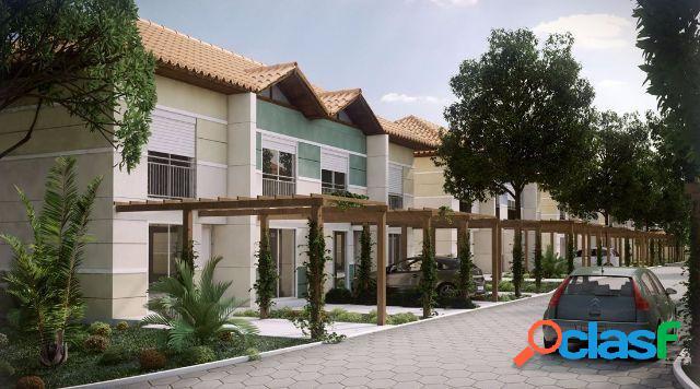 Casas em condominio - casa a venda no bairro vargem grande - florianópolis, sc - ref.: da124