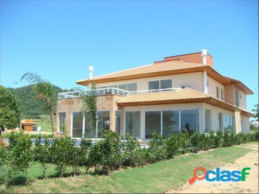 Fina residencia - condominio costão golf - mansão a venda no bairro ingleses - florianópolis, sc - ref.: da042