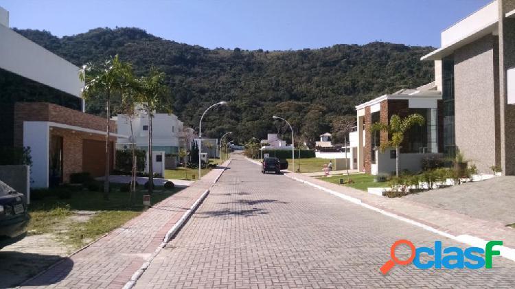 Lote em condominio, proximo ao mar! - lote a venda no bairro ponta das canas - florianópolis, sc - ref.: da125