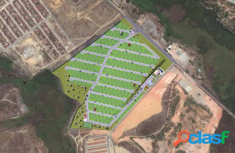 Loteamento porto monte - lote a venda no bairro barro vermelho - marechal deodoro, al - ref.: l-pmt777