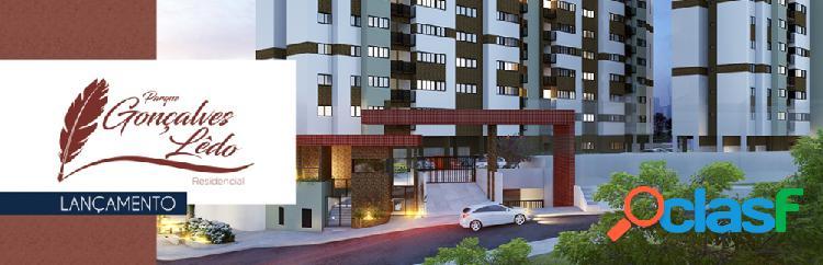 Parque gonçalves ledo - farol - apartamento em lançamentos no bairro farol - maceio, al - ref.: rpgl777