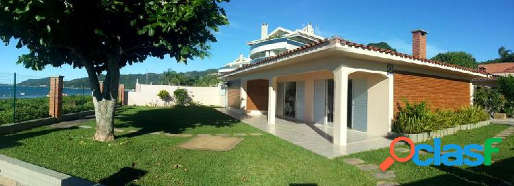 Casa para temporada no bairro cachoeira do bom jesus - florianópolis, sc - ref.: da016