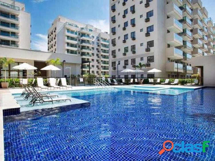 Apartamento a venda no bairro recreio dos bandeirantes - rio de janeiro, rj - ref.: a46540