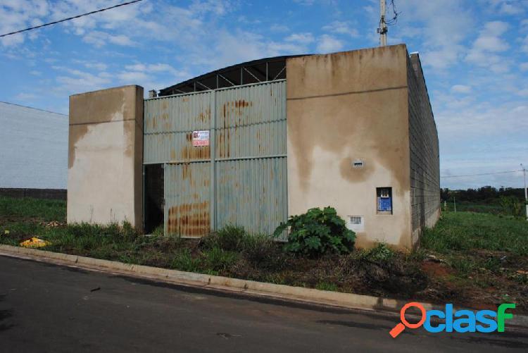 Barração próxima a avenida da saudade - sala comercial a venda no bairro parque residencial rossetti - cosmópolis, sp - ref.: mv56496