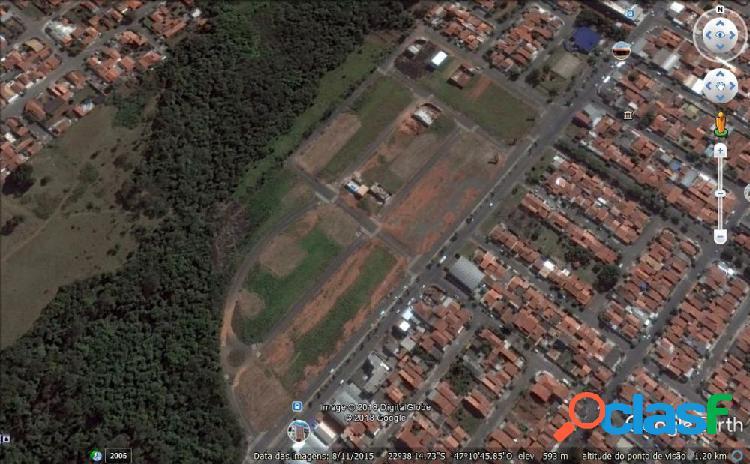 Parque residencial rossetti - terreno a venda no bairro parque residencial rossetti - cosmópolis, sp - ref.: mv39129
