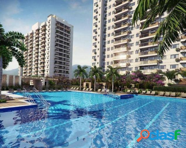 Apartamento a venda no bairro jacarepaguá - rio de janeiro, rj - ref.: a43236