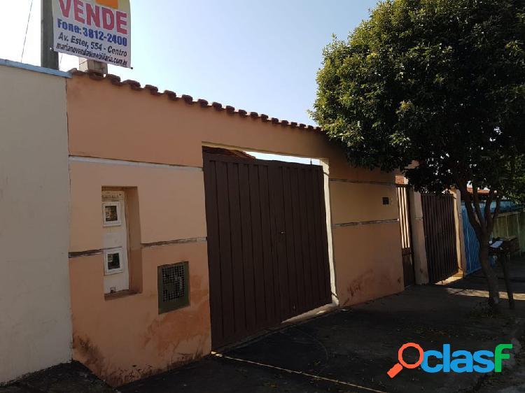 Casa no 30 de Novembro - Casa a Venda no bairro Conjunto Habitacional 30 de Novembro - Cosmópolis, SP - Ref.: MV62737