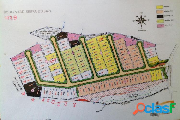 Terreno no condomínio boulevard serra do japi - terreno em condomínio a venda no bairro boulevard serra do japi - itupeva, sp - ref.: mv99330