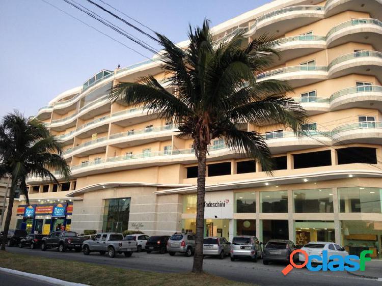 Apartamento c/ 2 quartos sendo 1 suíte edifício cala di luna - apartamento a venda no bairro braga - cabo frio, rj - ref.: wa71494