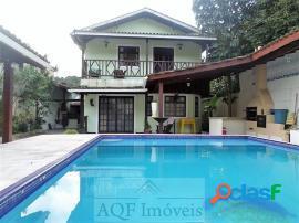 Casa a venda no bairro tombo - guarujá, sp - ref.: tc0033