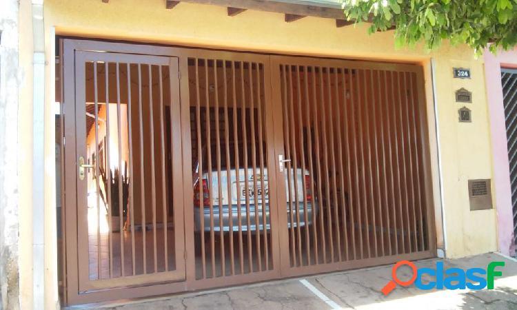 Casa recanto das laranjeiras - casa a venda no bairro parque residencial das laranjeiras - cosmópolis, sp - ref.: mv61952