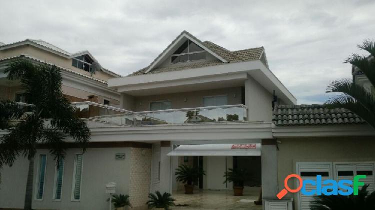 Casa com 3 suítes no recreio - riviera del sol - casa em condomínio a venda no bairro recreio dos bandeirantes - rio de janeiro, rj - ref.: wa57076