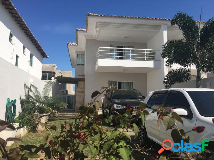 Casa no n portinho cabo frio 4 qts 2 suites - casa a venda no bairro novo portinho - cabo frio, rj - ref.: wa18687