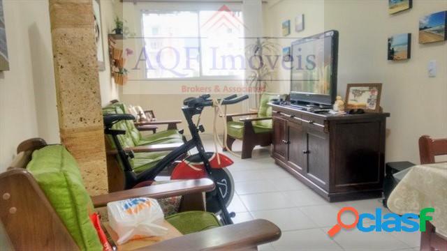 Apartamento a venda no bairro tombo - guarujá, sp - ref.: ta0035