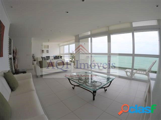 Apartamento alto padrão a venda no bairro pitangueiras - guarujá, sp - ref.: pa0484