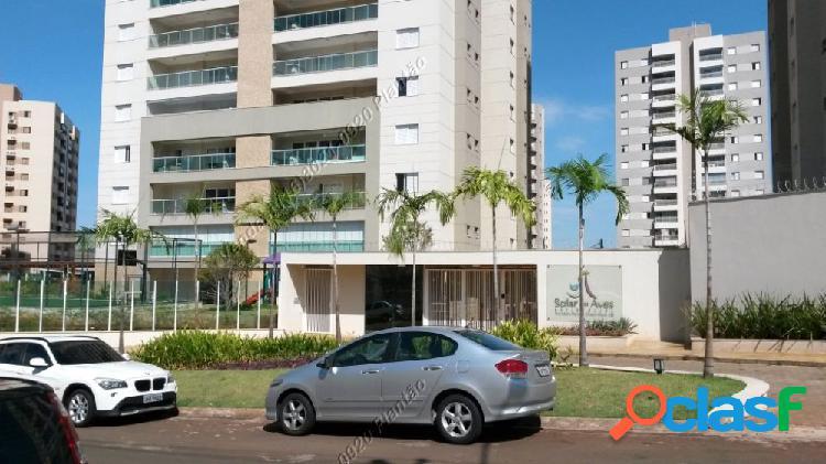 Apartamento a venda no bairro jardim nova aliança sul - ribeirão preto, sp - ref.: apa-1027