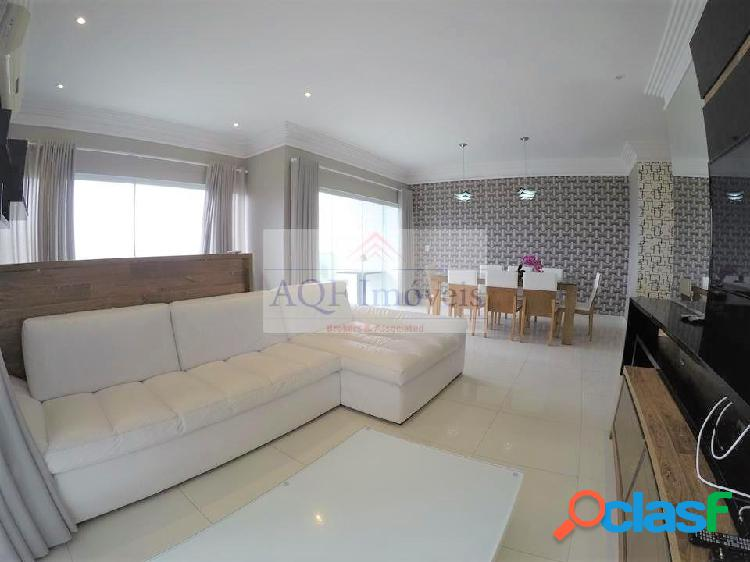 Apartamento alto padrão a venda no bairro pitangueiras - guarujá, sp - ref.: pa0487