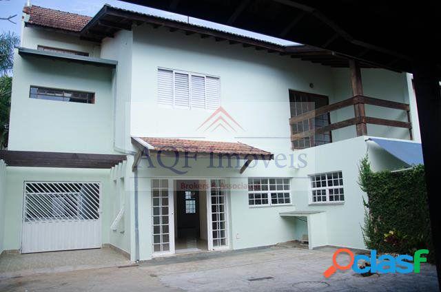 Casa triplex a venda no bairro cidade universitária - campinas, sp - ref.: cap0001