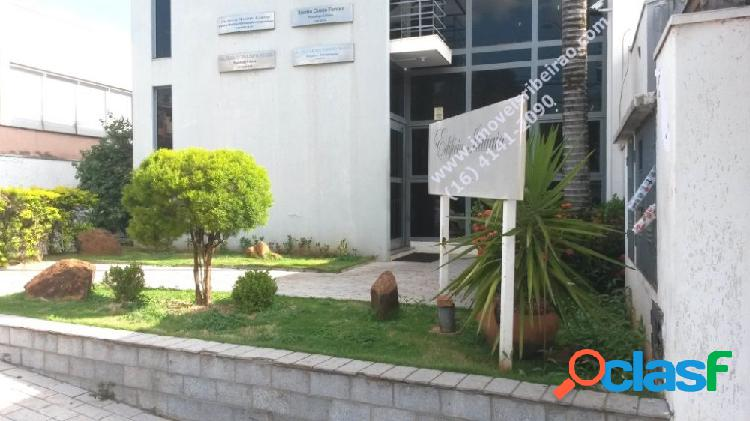 Clínica sala comercial - sala comercial a venda no bairro alto da boa vista - ribeirão preto, sp - ref.: sal-1003