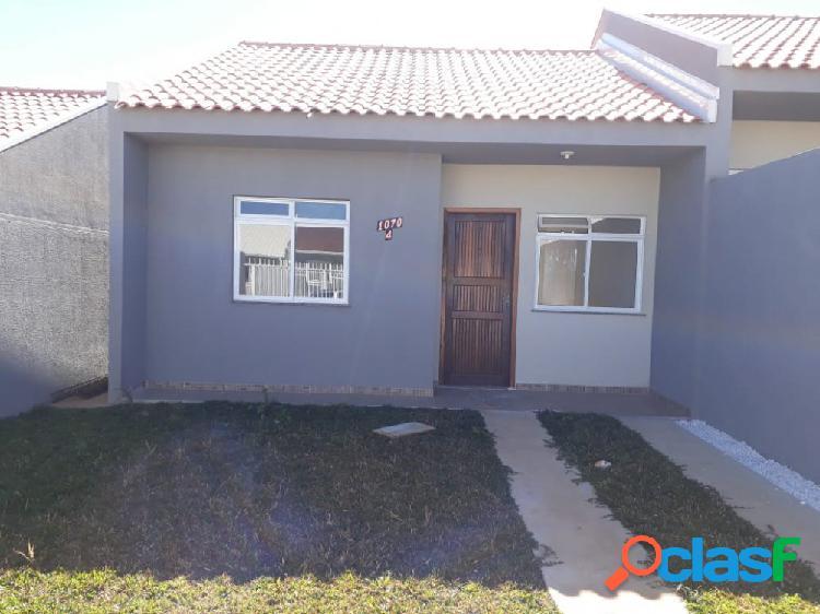 Casa 2 quartos no bairro estados - casa a venda no bairro estados - fazenda rio grande, pr - ref.: re80896