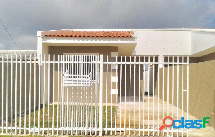 Casa 3 quartos no bairro nações - casa a venda no bairro nações - fazenda rio grande, pr - ref.: re54927