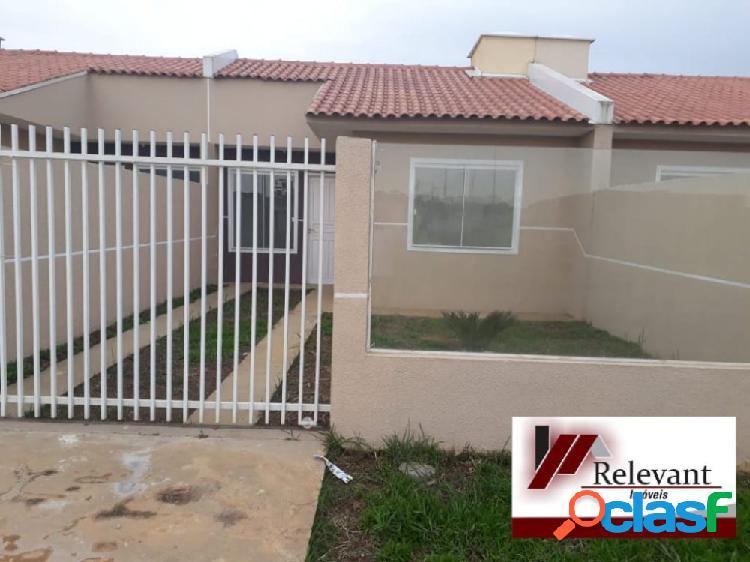Casa de 2 quartos no Bairro Nações - Casa a Venda no bairro Nações - Fazenda Rio Grande, PR - Ref.: RE21536